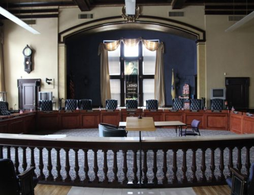 Paterson City Council Chambers